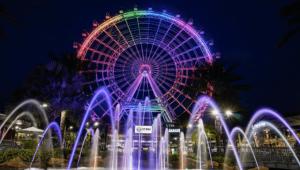 Os melhores restaurantes de Orlando estão no ICON Park